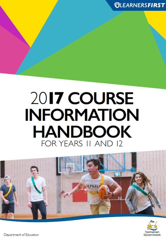 Course Info 2017