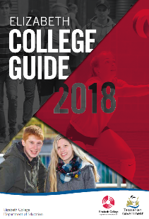 Elizabeth College Guide 2018